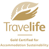 Travellife Gold Certification